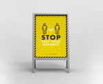 A Boards - Stop Keep Your Distance