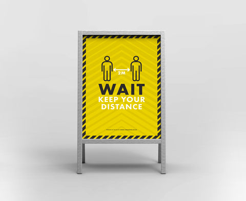 A Boards - Wait Keep Your Distance
