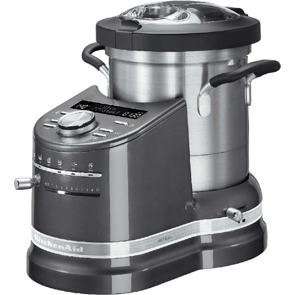 5KCF0103-ROBOT-MULTIF-KITCHENAID-ARGENTO