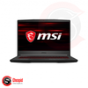 MSI GF63 Thin Intel Core i5-10300H+HM470 8GB DDR4 512GB NVMe SSD GeForce GTX 1650 Ti MaxQ 15.6 Inches Gaming Laptop (10SCSR-1099LA)