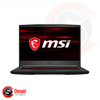 MSI GF65 Thin Intel Core i7-10750H+HM470 2x8GB DDR4 512GB NVMe SSD GeForce RTX 2060 15.6 Inches Gaming Laptop (10SER-1061LA)