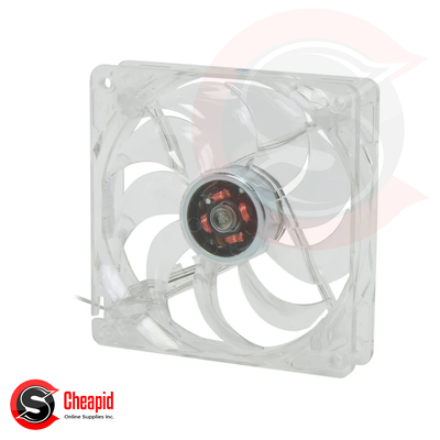 120mm LED Cooler Case Fan