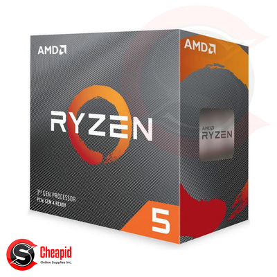 AMD 3rd Gen Ryzen 5 3500X 3.6GHz Socket AM4 Hexa Core Processor