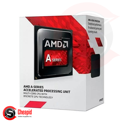 AMD Kaveri A8-7680 3.5GHz Socket FM2+ Quad Core Processor