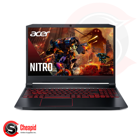 Acer Nitro 5 AN515-55-76EA Intel Core i7-10750H 8GB DDR4 512GB SSD 1TB HDD GeForce GTX 1650Ti 4GB 15.6 Inches Gaming Laptop