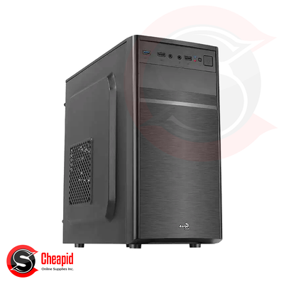 Aerocool CS-103 Mini Tower Casing with VX-500 500W Power Supply