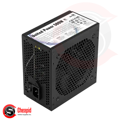 Aerocool United Power 500W 80+ Power Supply
