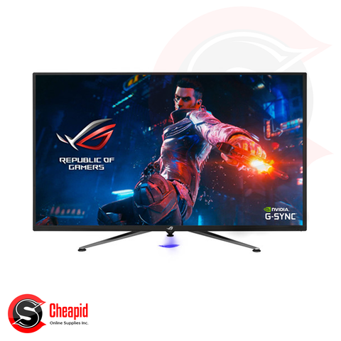 Asus ROG Swift PG43UQ 43 Inches 144Hz 4K UHD DSC Gaming LED Monitor