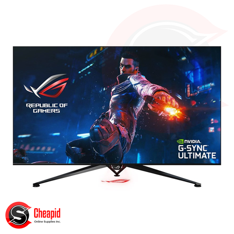 Asus ROG Swift PG65UQ 65 Inches 120Hz 4K UHD HDR Big Format Gaming LED Monitor
