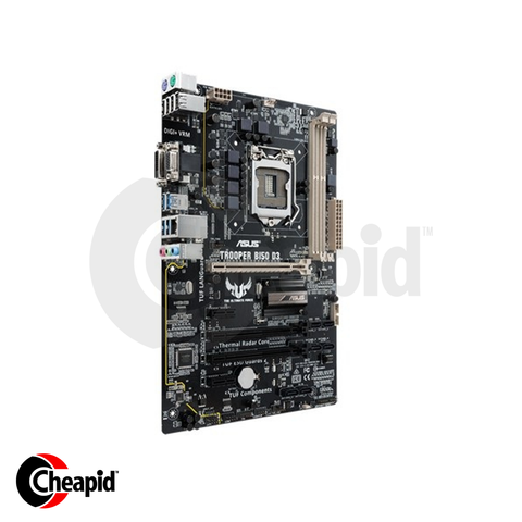 Asus Trooper B150 D3 Socket 1151 DDR3 Motherboard