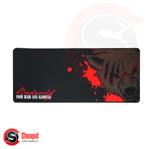 Badwolf Extended Mousepad