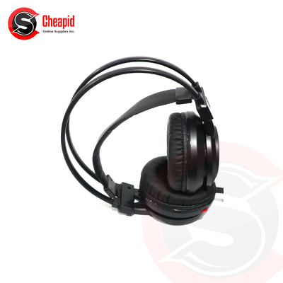 Badwolf F45L Black Headset