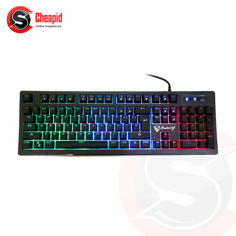 Badwolf Plunger Gaming USB Keyboard
