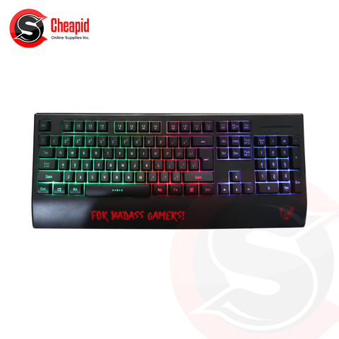 Badwolf Tastatur Gaming USB Keyboard
