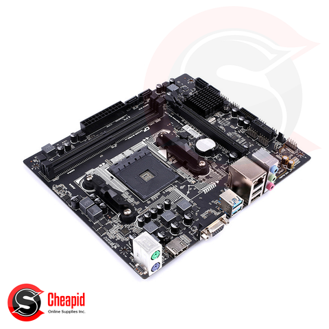 Colorful C.A320M-K Pro V14 Socket AM4 DDR4 Motherboard