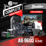 Complete Desktop V3.1 - Bealdor AMD A8-9600 7th Gen