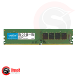 Crucial 4GB DDR4 2666MHz Single Ranked Desktop Memory (CT4G4DFS8266)