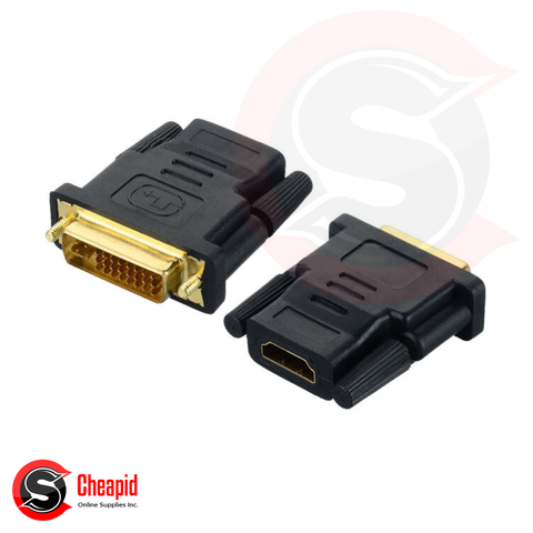 DVI 24+5-HDMI Converter Adapter