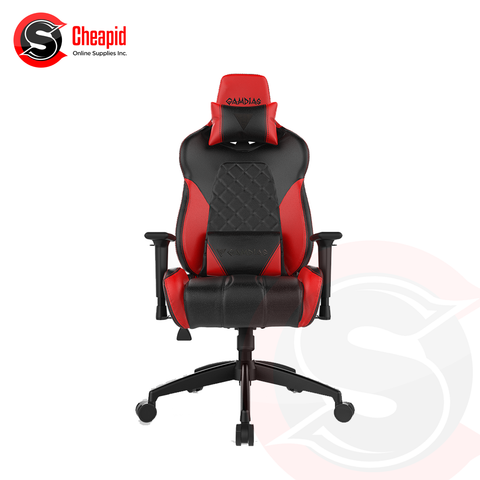Gamdias Achilles E1 L RGB Red Gaming Chair