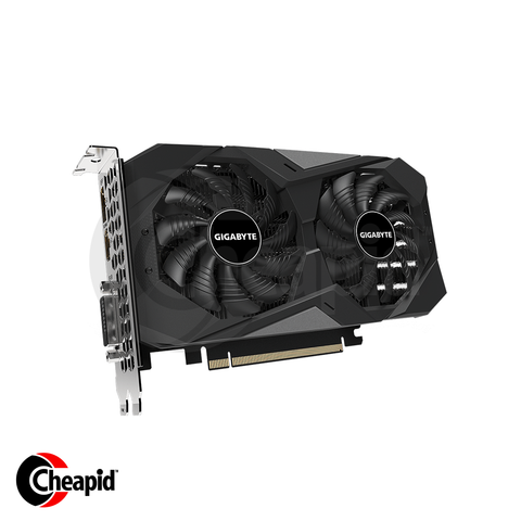 Gigabyte GeForce GTX 1650 D6 WindForce OC 4G 4GB GDDR6 128bit Video Card (GV-N1656WF2OC-4GD)