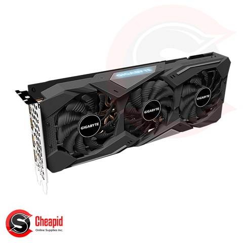 Gigabyte GeForce GTX 1660 Super Gaming OC 6G 6GB GDDR6 192bit Video Card (GV-N166SGAMING OC-6GD)