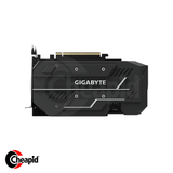 Gigabyte GeForce GTX 1660 Super OC 6G 6GB GDDR6 192bit Video Card (GV-N166SOC-6GD)