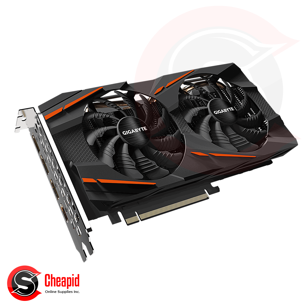 Gigabyte Radeon RX 570 Gaming 4G 4GB GDDR5 256bit Video Card (GV-RX570GAMING-4GD)