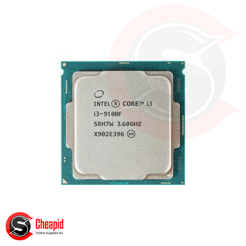 Intel Core i3-9100F Coffee Lake 3.6GHz Socket 1151 Quad Core Processor