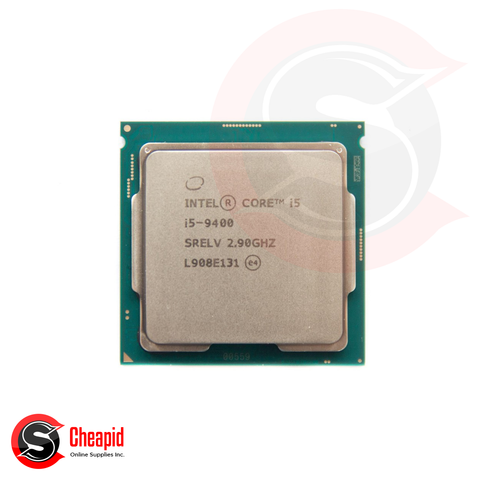 Intel Core i5-9400 Coffee Lake 2.9GHz Socket 1151 Hexa Core Processor