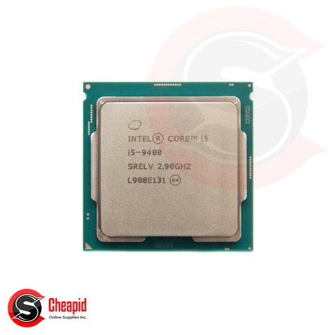 Intel Core i5-9400F Coffee Lake 2.9GHz Socket 1151 Hexa Core Processor
