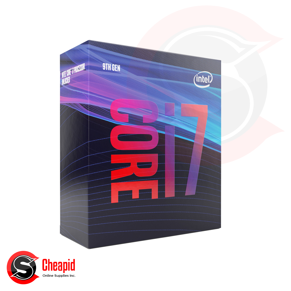 Intel Core i7-9700 Coffee Lake 3.0GHz Socket 1151 Octa Core Processor