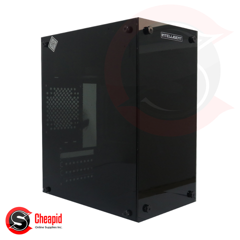 Intelligent 288 mATX Tempered Casing