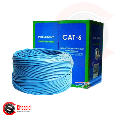 Intelligent Cat6 UTP Network Cable