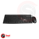 Intelligent DT619 USB Keyboard and Mouse