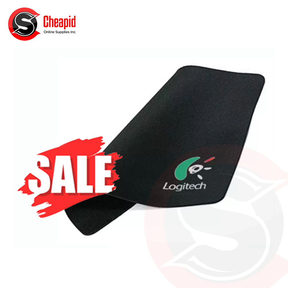 Intelligent Logitech MP-002 Mousepad