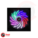 Kingbao Brushless 120mm LED RGB Cooler Case Fan