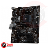 MSI A320M Pro-E Socket AM4 DDR4 Motherboard