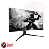 NVISION GT27R18 V3 27 Inches FHD 144Hz Curved Gaming LED Monitor