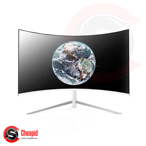 NVISION IN24C25 24 Inches 75Hz Curved Gaming LED Monitor