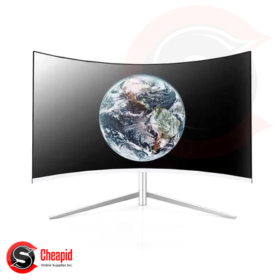 NVISION IN27C18 27 Inches 75Hz Curved Gaming LED Monitor