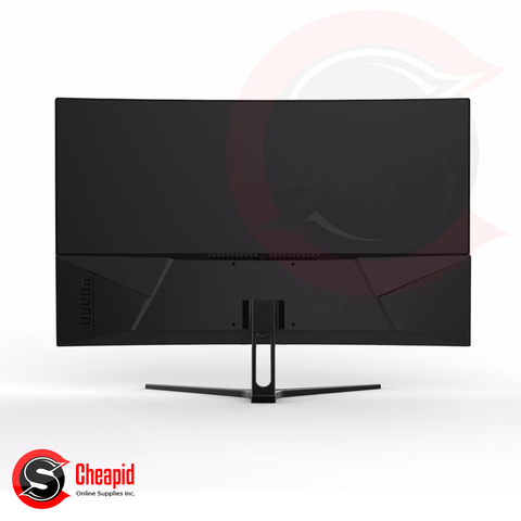 NVISION XC24S 24 Black Inches 75Hz Series Curved LED Monitor