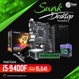 Swak Desktop Package - Intel Core i5-9400F