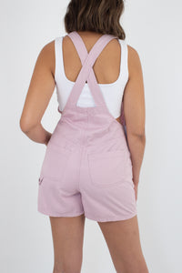 Baby Pink Pastel Overalls X Back - Size XS/S