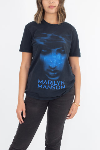2011 Marilyn Manson Hey Cruel World Tour T-Shirt - Size M