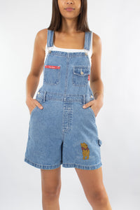 Winnie The Pooh Overalls - Size M