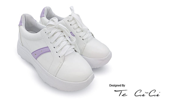 Pastel Color Chunky Trainers