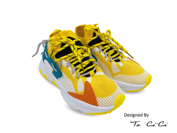 Pikachu Inspired Stocking Sneakers