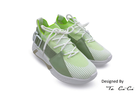 Bubble Stocking Sneakers