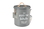 Load image into Gallery viewer, 'Feed the Birds' Bird Food Tin