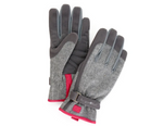 Load image into Gallery viewer, Love The Glove Grey Tweed